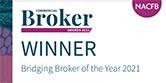 Winner - Bridging Broker of the Year 2021