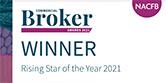 Winner - Rising Star of the Year 2021